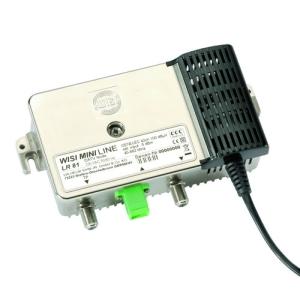 LR81 Compact Fibre Optic Receiver